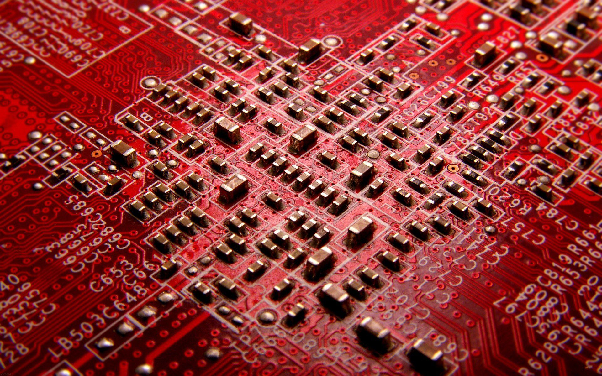 smd-ceramic-capacitors-technology-red-board-best-free-hd-wallpaper